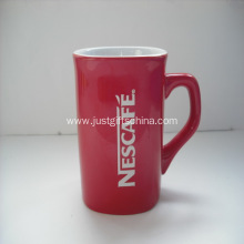 Logo Branded Ceramic Coffee Mugs - Nescafé